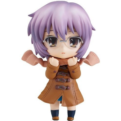 Nendoroid No. 123 The Melancholy of Haruhi Suzumiya: Nagato Yuki Disappearance Ver.