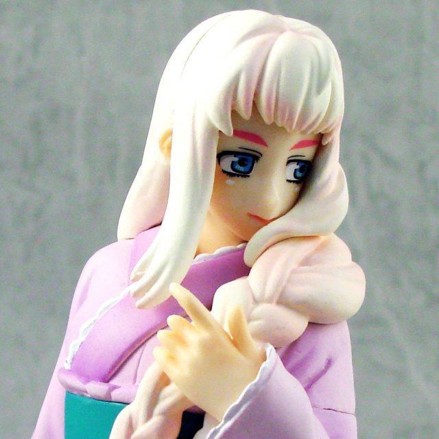 Macross Frontier Non Scale Pre-Painted DX Figure Vol.5: Sheryl Nome Kimono Ver.
