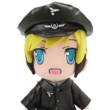 Charamohu Strike Witches Vol. 10 Plush Doll: Erica Hartmann