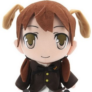 Charamohu Strike Witches Vol. 11 Plush Doll: Gertrud Barkhorn
