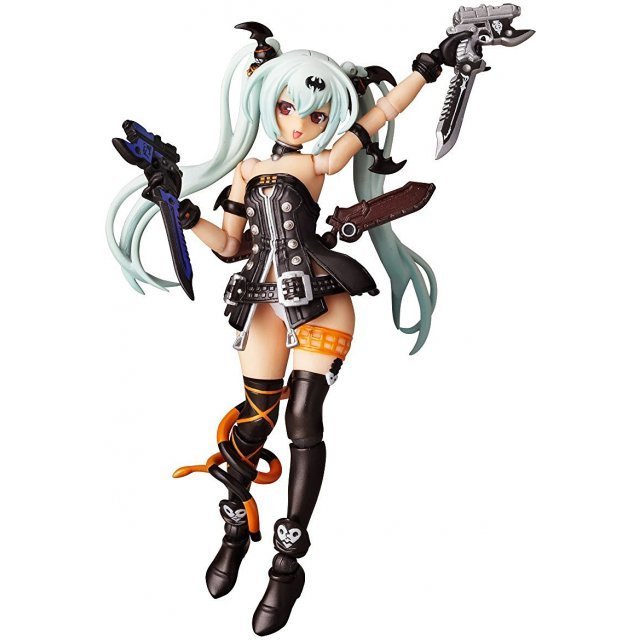 Revoltech Queens Gate 1/12 Scale PVC Pre-Painted Figure: Alice (Re-run)