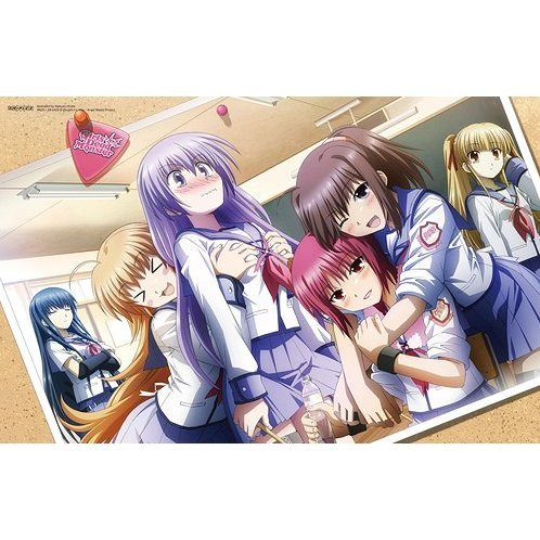Angel Beats Vol.5
