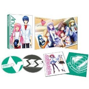 Angel Beats Vol.5 [DVD+CD Limited Edition]