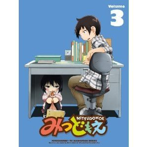 Mitsudomoe Vol.3 [Blu-ray+CD Limited Edition]