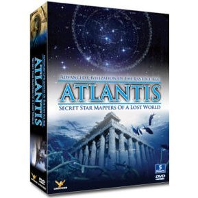 Atlantis: Secret Star Mappers Of A Lost World [3-Disc Boxset]