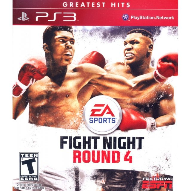 Fight Night: Round 4 (Greatest Hits)