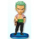 One Piece World Collectable Pre-Painted PVC Figure vol.5: TV037 - Zoro