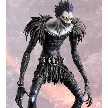 Death Note Non Scale Pre-Painted Cold Cast Resin Figure: Ryuk