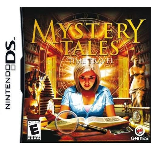 Mystery Tales Time Travel