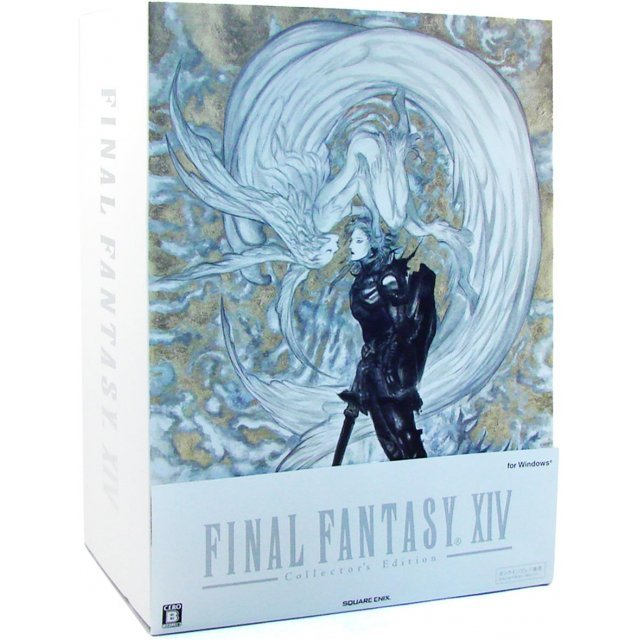 Final Fantasy XIV (Collector's Edition) (DVD-ROM)