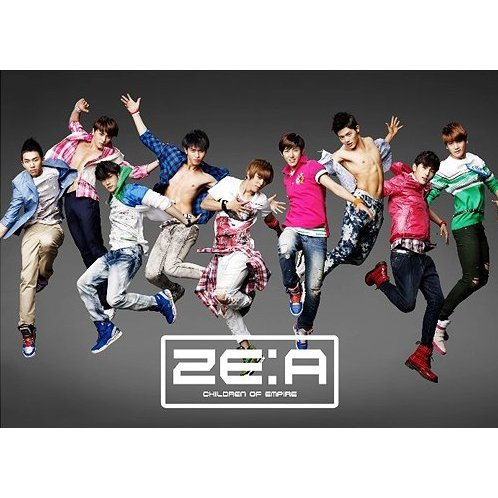Ze: A! [CD+DVD]