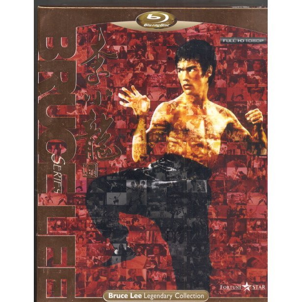 Bruce Lee Series Legendary Collection