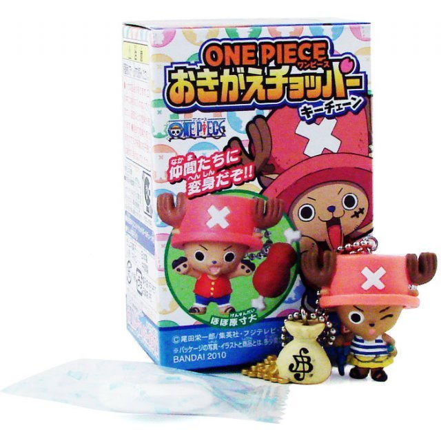 One Piece  Chopper  Pre-Painted Candy Toy