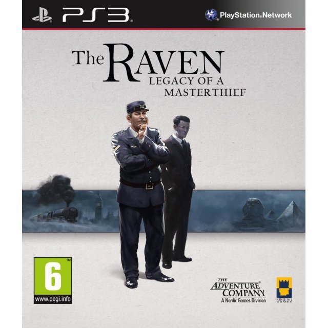 The Raven: Legacy of a Master Thief (Boxed Edition)