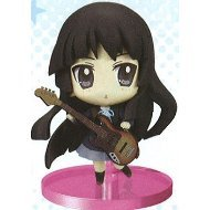 K-ON! Deformania Collection Pocket Pre-Painted PVC Figure Vol.1: Akiyama Mio