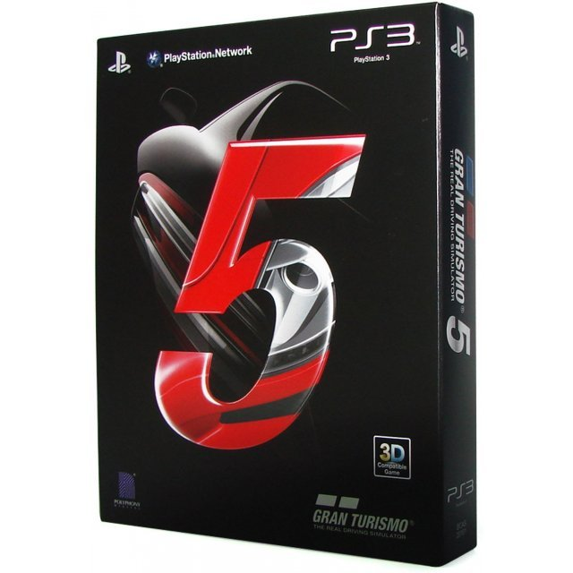 Gran Turismo 5 [First Print Limited Edition]