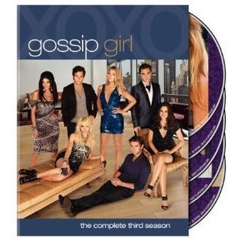 Gossip Girl: Season 3 [5-Disc Boxset]