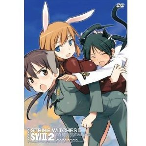 Strike Witches 2 Vol.2 [DVD+CD Limited Edition]