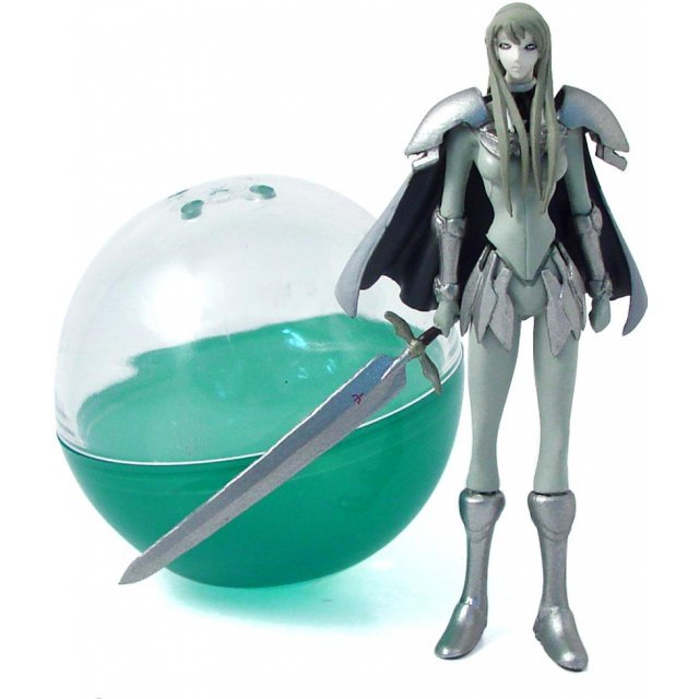 Claymore Collection Pre-Painted Gashapon
