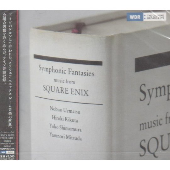 Symphonic Fantasies - Music From Square Enix / Square Enix Game Ongaku Concert