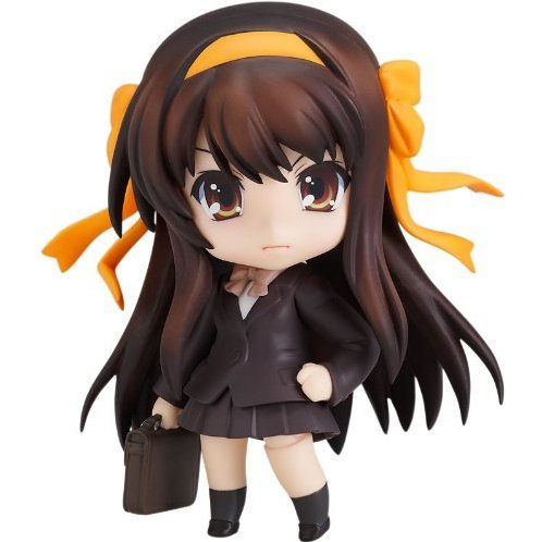 Nendoroid No. 124 The Melancholy of Haruhi Suzumiya: Haruhi Suzumiya Disappearance Ver.