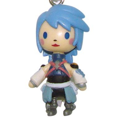 Square Enix Kingdom Hearts Avatar Mascot Phone Strap Vol.5: Aqua