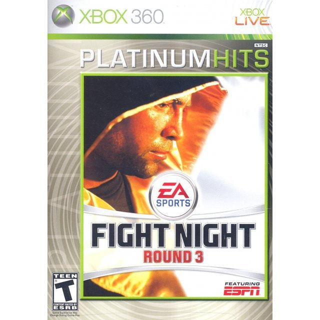 Fight Night Round 3 (Platinum Hits)