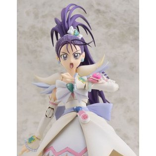 Pretty Cure Splash Star Non Scale Pre-Painted Gutto Kuru PVC Figure: Cure Egret