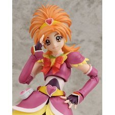 Pretty Cure Splash Star Non Scale Pre-Painted Gutto Kuru PVC Figure: Cure Bloom