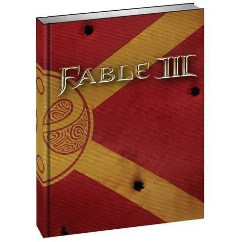 Fable III Strategy Guide Limited Edition