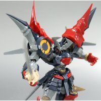 Super Robot Wars OG Non Scale Pre-Painted Plastic Model Kit: Dygenguar