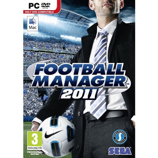 Football Manager 2011 (DVD-ROM)