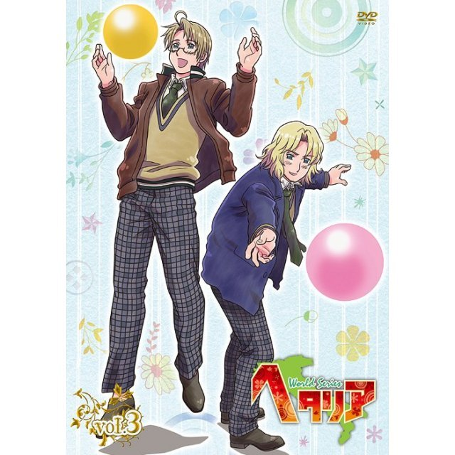 Hetalia World Series Vol.3