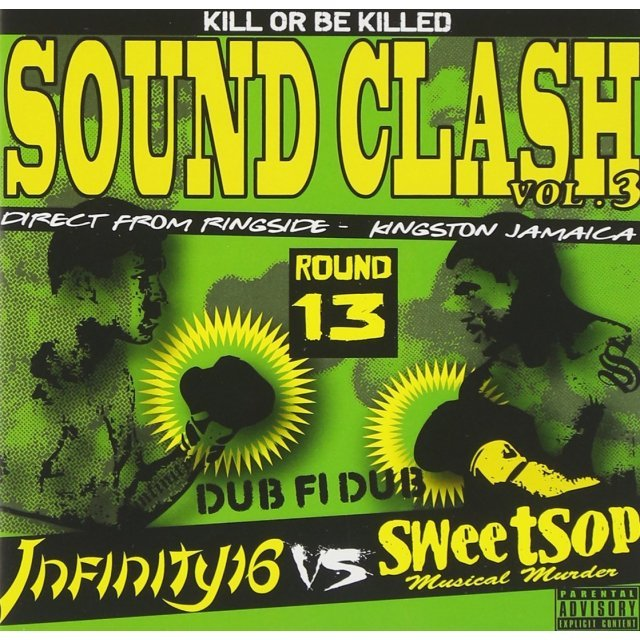 Sound Clash Dub Fi Dub Vol.3 [Limited Edition]