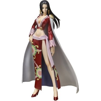One Piece Figuarts Zero Pre-Painted PVC Figure: Boa Hancock