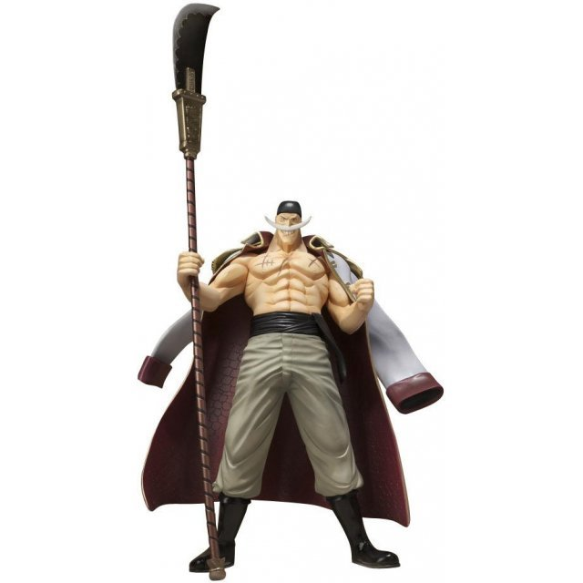 One Piece Figuarts Zero Pre-Painted PVC Figure: Whitebeard Edward Newgate