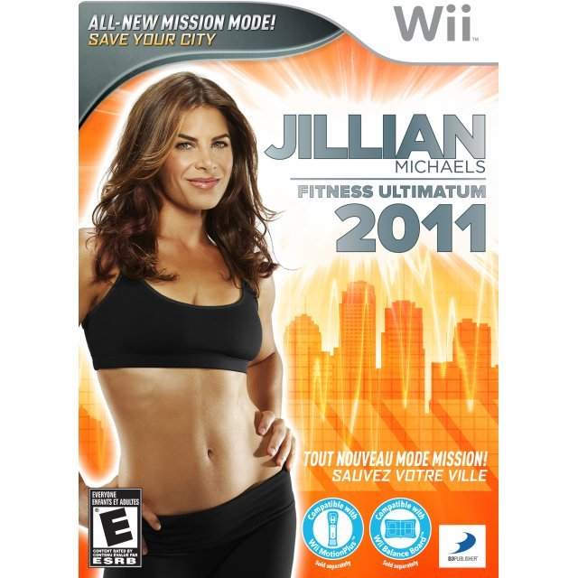 Jillian Michaels Fitness Ultimatum 2011