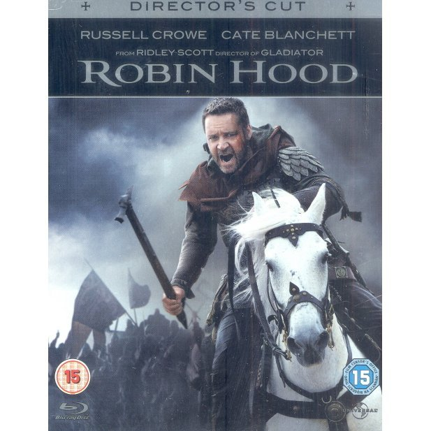 Robin Hood [Blu-Ray+DVD Bonus Metal Case Limited Edition]