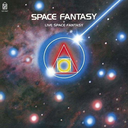 Space Fantasy + Live Space Fantasy [Mini LP Blu-spec CD]
