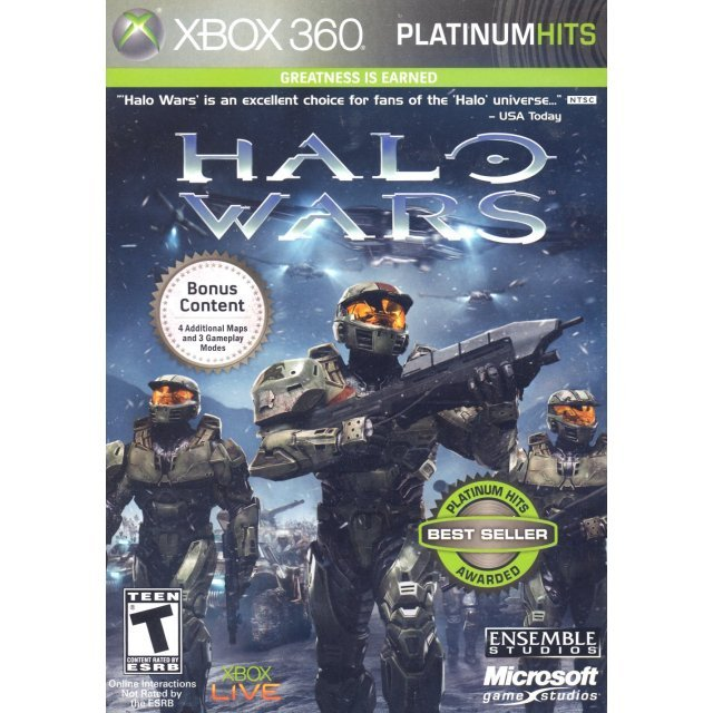 Halo Wars (Platinum Hits)
