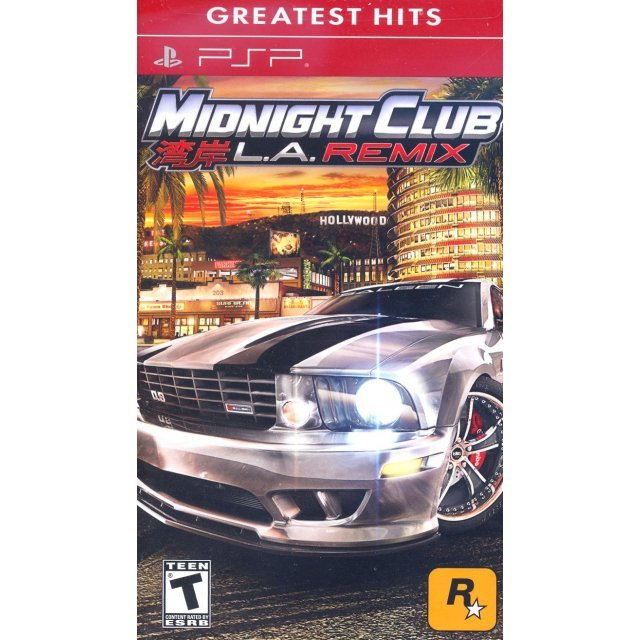 Midnight Club: LA Remix (Greatest Hits)