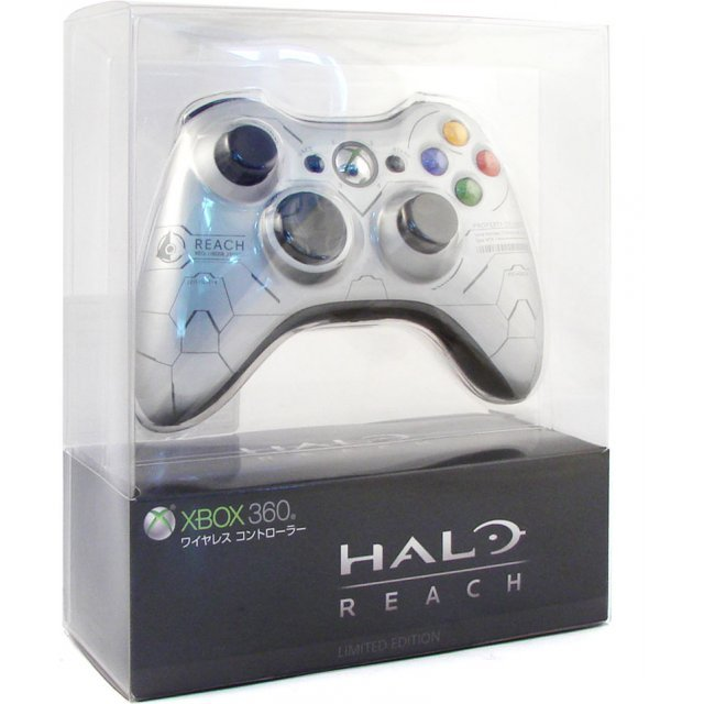 Xbox 360 Wireless Controller [Halo Reach Limited Edition]