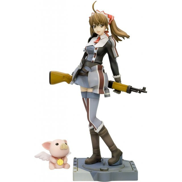 Valkyria Chronicles 1/8 Scale Pre-Painted PVC Figure: Alicia Melchiott