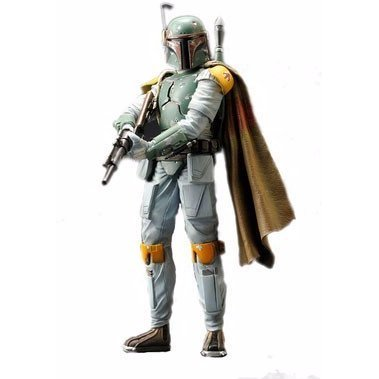 ARTFX+ Star Wars 1/10 Scale Pre-Painted Figure: Boba Fett Cloud City Ver. (Re-run)