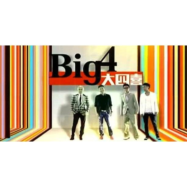 Big Four Up: Episodes 1-3