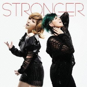 Stronger Feat. Miliyah Kato [CD+DVD Limited Edition]