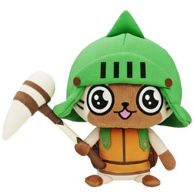 Monster Hunter Plush Doll: Airou