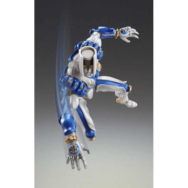 Super Figure JoJo's Bizarre Adventure Part 4  No.21 Non Scale Pre-Painted PVC Figure: The Hand (Hirohiko Araki Specify Color)