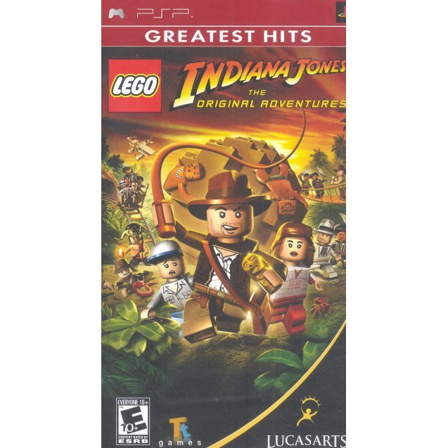 LEGO Indiana Jones (Greatest Hits)