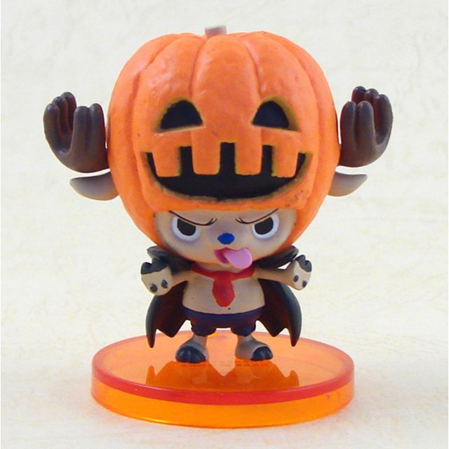 One Piece World Collectable Pre-Painted PVC Figure Halloween Special: HW002 - Chopper